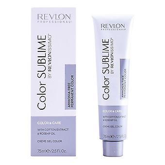 Dye No Ammonia Color Sublime Revlon/6 - 75 ml