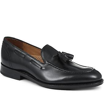 Jones Bootmaker Mens Goodyear Welted Leather Tassel Loafer