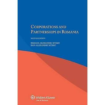 Corporations and Partnerships in Romania 2nd edition by Sitaru & DragosAlexandru