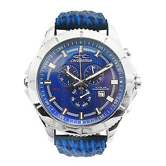Menn's Klokke Chronotech CT7636M-03 Reversibel (48 Mm)