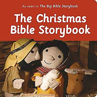 The Christmas Bible Storybook - 9780281082520 Book