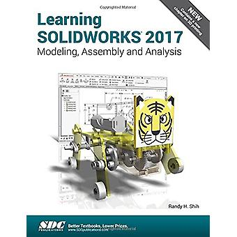 Learning SOLIDWORKS 2017 by Randy H Shih - 9781630570682 Book