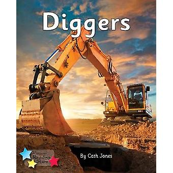 Diggers - Phonics Phase 3 - 9781785918957 Book