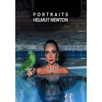 Helmut Newton - Portraits by Helmut Newton - 9783829601313 Book