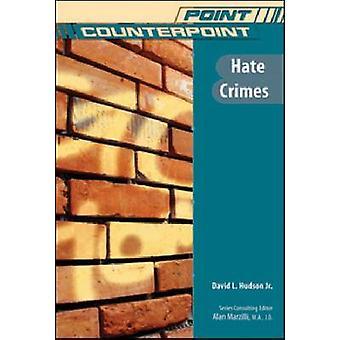 Hate Crimes von David L. Hudson - 9781604134377 Buch