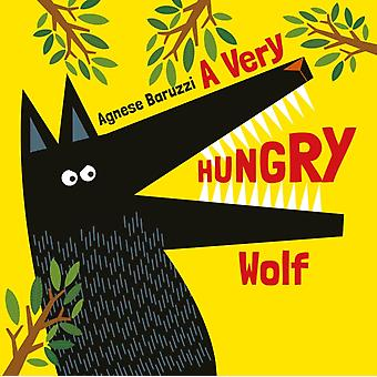 Very Hungry Wolf by Agnese Baruzzi