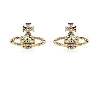 Vivienne Westwood Accessoires Mayfair Stud Boucles d'oreilles