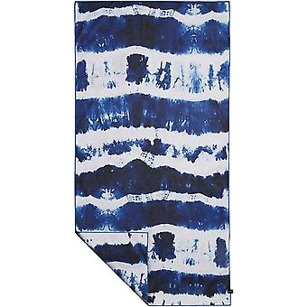 Slowtide Cassidy Travel Beach Towel in  Navy