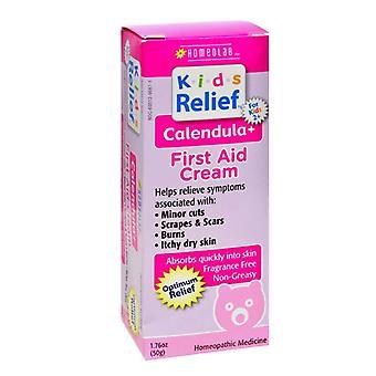 Homeolab SUA copii relief Calendula + crema de prim ajutor, 1,76 oz
