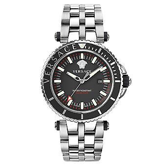 Versace VEAK00318 V-Race Diver relógio masculino