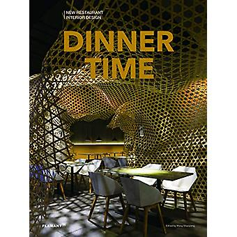 Dinner Time - New Restaurant Interior Design by Wang Shaoqiang - 97884