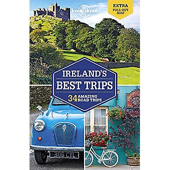 Lonely Planet Ireland's Best Trips by Lonely Planet - 9781787013544 B