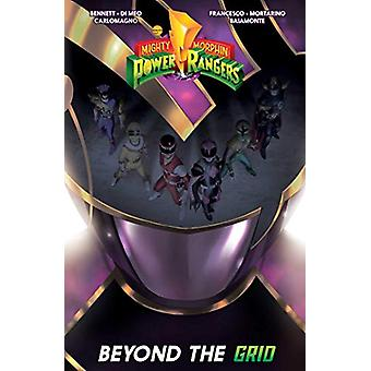 Mighty Morphin Power Rangers - Beyond the Grid by Ryan Parrott - 97816