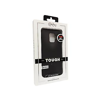 Case-Mate Tough Case for Samsung Galaxy A6 - Matte Black