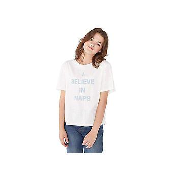Ban.do i believe in naps boxy tee