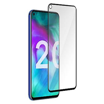 Screen protector Honor 20/Huawei Nova 5T Tempered Glass 9H Tiger Glass Black