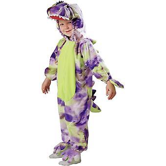 Bright Dinosaur Toddler Costume