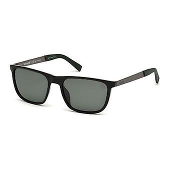Män & apos; solglasögon Timberland TB9140-5702H Svart (57 Mm)
