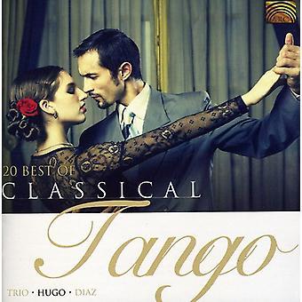 Hugo Diaz Trio - 20 mejores del clásico Tango [CD] USA importar