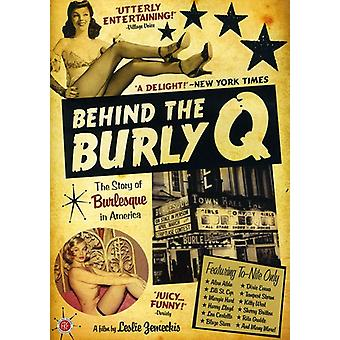 Behind the Burly Q [DVD] USA import