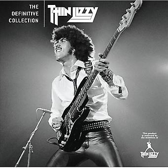 Thin Lizzy - Definitive Collection [CD] USA import