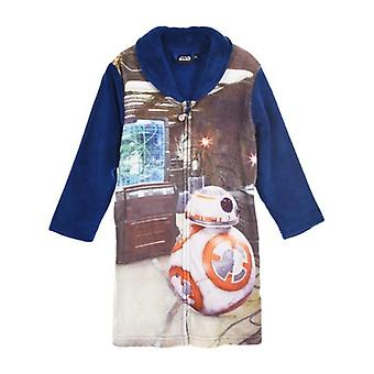 Star wars boys dressing gown stw2048btr