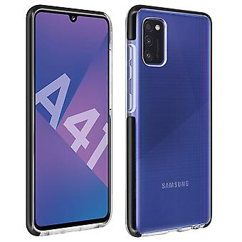 Cover Samsung Galaxy A41 Shockproof Reinforced Contour Akashi clear