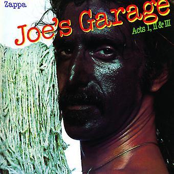 Frank Zappa - Joes Garage (3LP) [Vinyl] USA import
