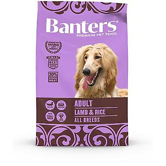 Banters Adult Lamb & Rice (Dogs , Dog Food , Dry Food)