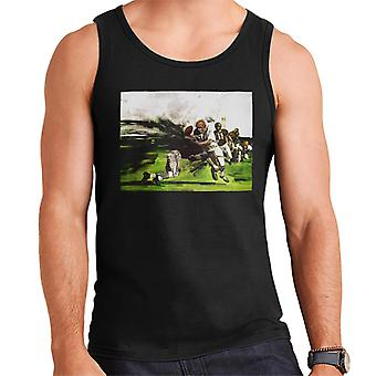 The Saturday Evening Post American Football Tackle Men's Vest