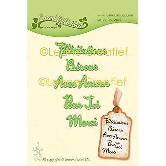 Leane Creatief Lea'bilitie Texto francés
