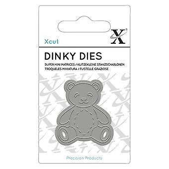 Xcut Dinky Die Teddy Bear (XCU 503463)