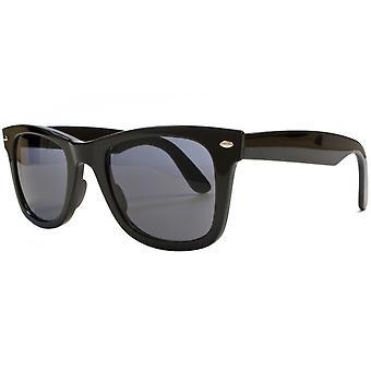 """النظارات الشمسية Unisex Cat.3 أسود دخان / أسود (""""amu19208b & نقلا عن&)"""