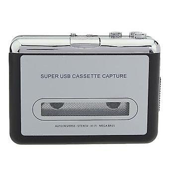 Usb-Kassette zu Mp3 Converter Capture Audio Music Player, Kassette Musik-Player
