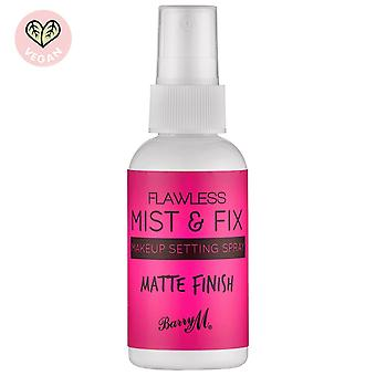Barry M Mist & Fix Makeup Setting Spray - Matte