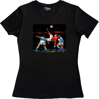 Hadrian Richards The Overhead Black Women's T-Shirt