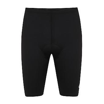 Dare 2B Men's De bază căptușite Ciclism Pantaloni scurți negru