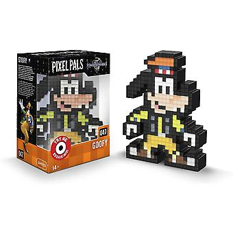 Pixel Pals Kingdom Hearts Goofy Orange Kids Toy