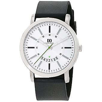Danish Design Analog Quartz Watch Unisex with Rubber Strap No.: IQ14Q1046