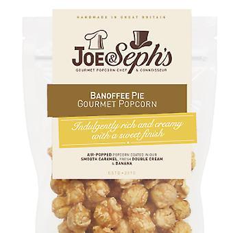 Banoffee Pie Popcorn