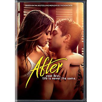 After [DVD] USA import