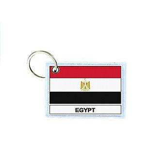 Key key door prints double-sided flag AND egypt