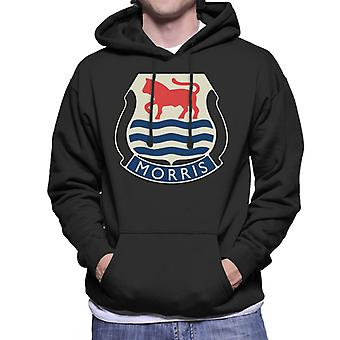 Morris Logo British Motor Heritage Men's Hooded Sweatshirt