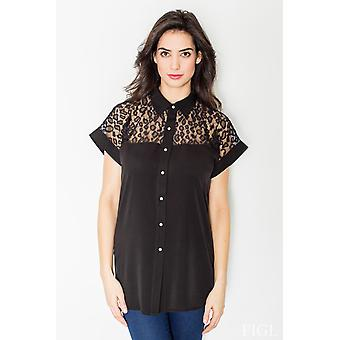 Black figl shirts v43411
