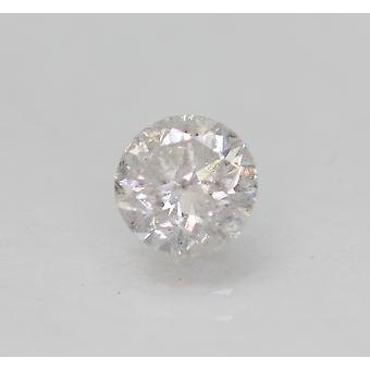 Zertifiziert 0.70 Karat D SI2 Runde Brillant Enhanced Natural Loose Diamond 5.47mm