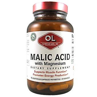 Olympian Labs Malic Acid, 90 caps