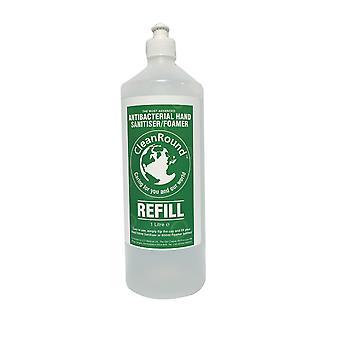 CleanRound Liquid Hand Sanitizer