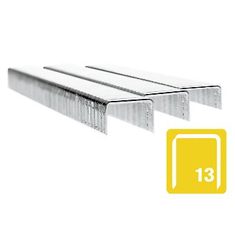 Rapid 13/6 6mm Stainless Steel 5m Staples Box 2500 RPD136SS
