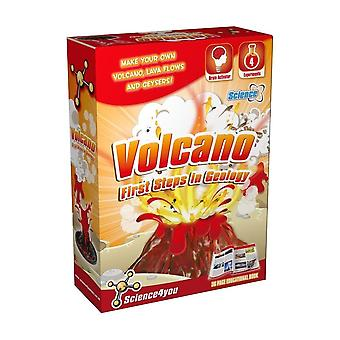 Science 4 You Volcano - First Steps In Geology