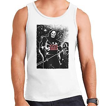 Masters Of The Universe Skeletor Evil Men's Vest
